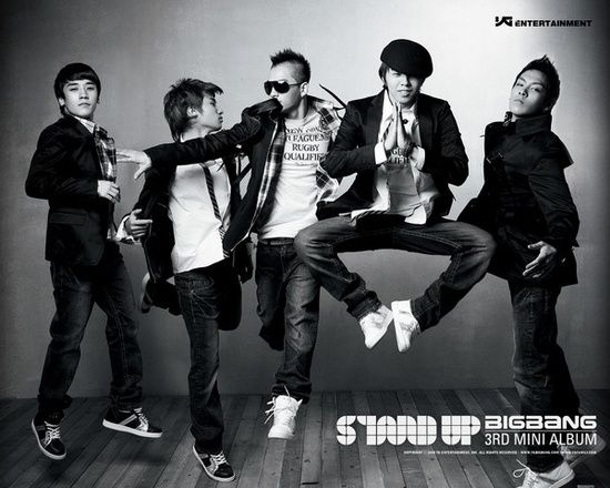 """Big Bang has been labeled the """"Revolutionary Group of Korean Music Wave"""" for their unique urban-originated music and fashion style. The members' involvement in composing and producing their own music, most notably G-Dragon's, has earned the group respect and praise from music industry 