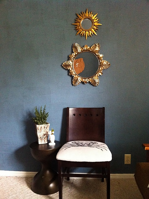 Benjamin Moore Providence Blue With Knoxville Gray Amp Blue