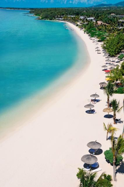 Long Beach, Mauritius. What a lovely way to just relax!