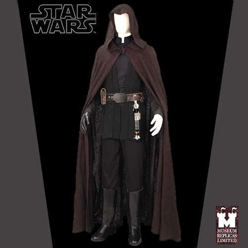 Luke Skywalker Full Jedi Ensemble with Boots