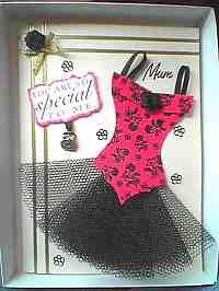 from the card gallery at craftee.co.uk CRAFTEE Card Making Supplies and Craft Supplies #card #cardmaking #mother's day ... My Mother doesn't dress quite this fancy, but I love the idea!