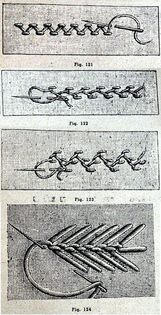 Semne Cusute: tehnici