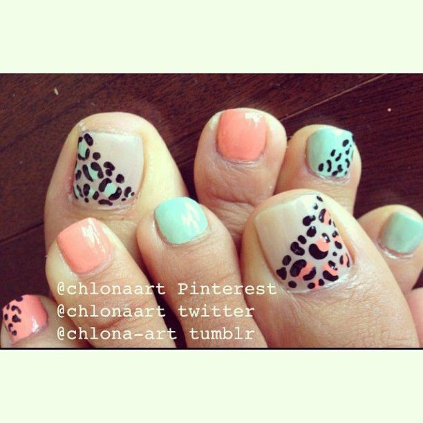 Cute toes!! <3