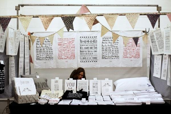 The 9 Best Market Stalls — From Brixton To Portobello Road-Karin Akesson at Sunday UpMarket @Annie Foulger