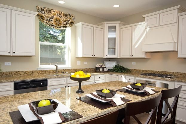 staging ideas for a breakfast bar staged kitchen and