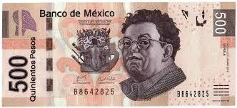 Resultado de imagen para billetes de mexico