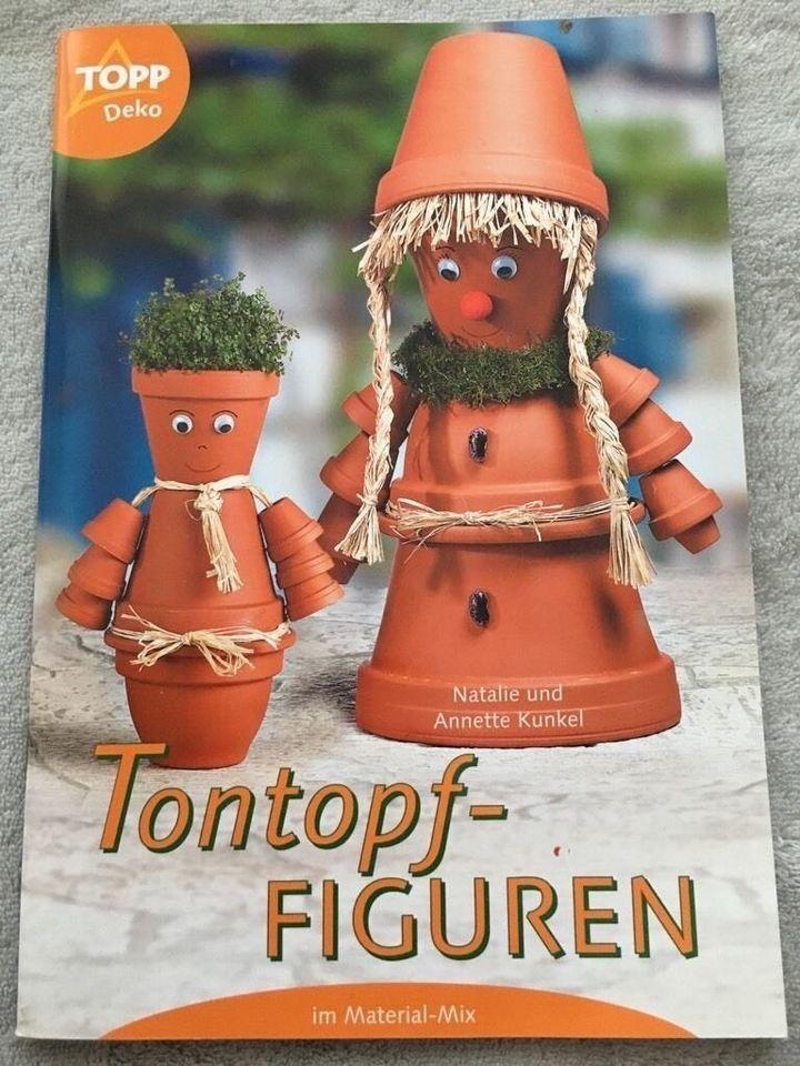 """Anleitungsheft Tontopf-Figuren, Optional(""""3€"""")"""