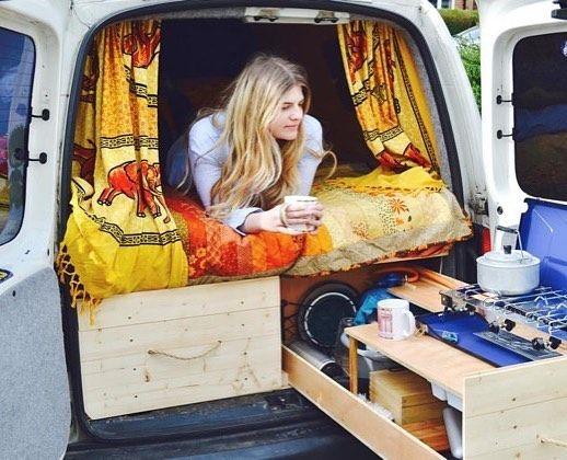 Best 25 Campervan Interior Ideas Only On Pinterest