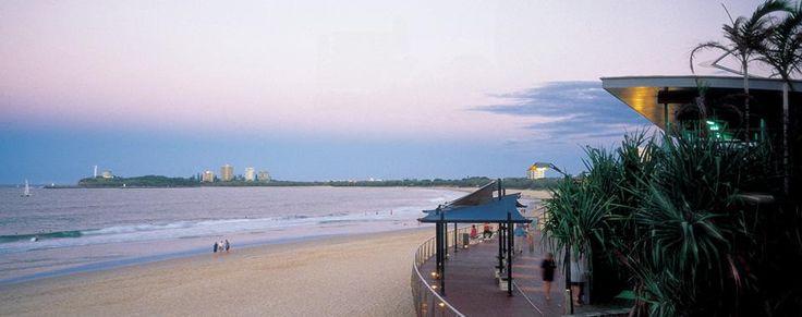 Mooloolaba beach Sunshine Coast.