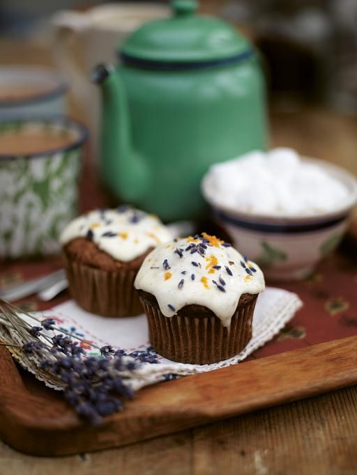 My kids love these squash muffins. They taste a bit like carrot cake, as the two vegetables are very similar – I've simply swapped carrots for squash. Both of them are wonderful carriers of flavours like cinnamon, cloves and vanilla. The skin of a butternut squash goes deliciously chewy and soft when cooked, so there's no need to peel it off. Give these little cakes a go – they're a perfect naughty-but-nice treat. And a great way of getting your kids to eat squash!