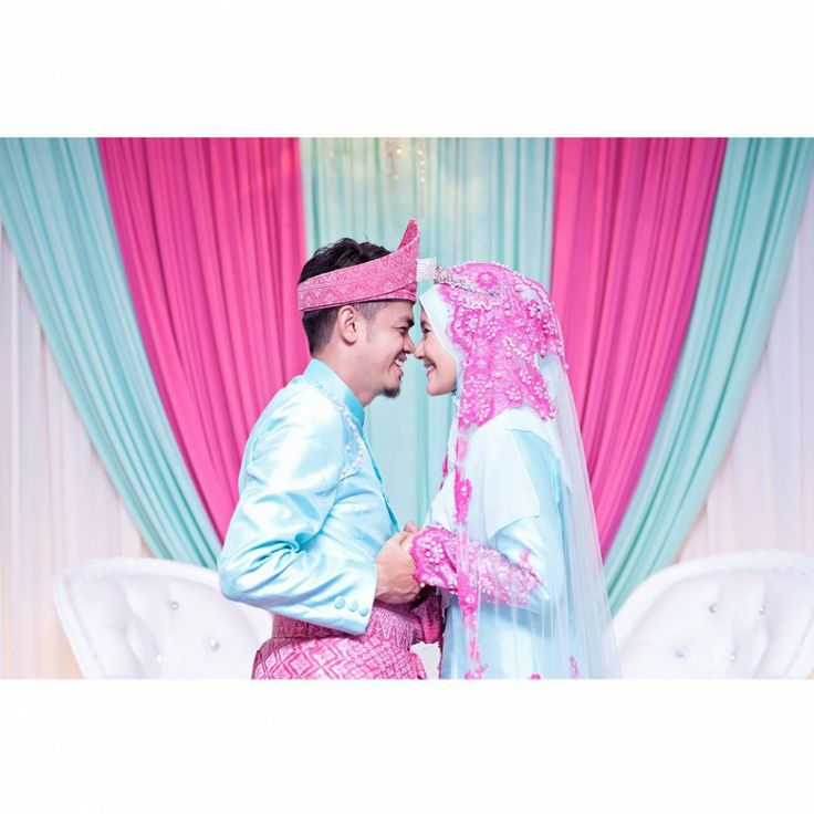 Malay Modern Reception Photographers Bukhari & Asyikin - The Reception 43969