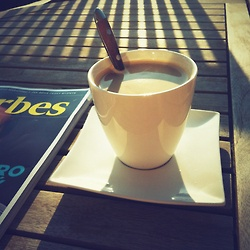 daily coffee august 9