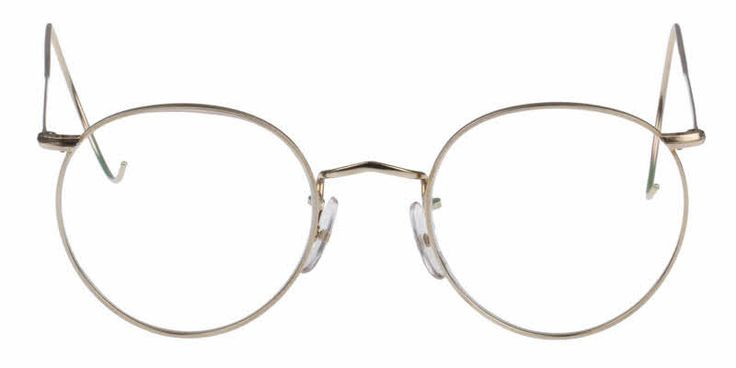 Savile Row 18Kt Panto - Cable Temples Eyeglasses