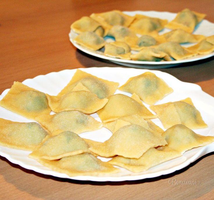 Domáce ravioli • recept • bonvivani.sk