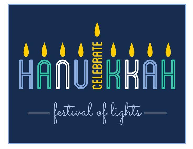 Celebrate Hanukkah printable | Cool Mom Picks