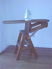 Bachelors Chair/ladder/ironing board***Research for possible future project.