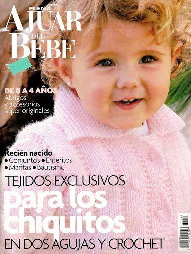 Plena Ajuar del Bebé Nº 15 - Melina Tejidos - Álbuns da web do Picasa