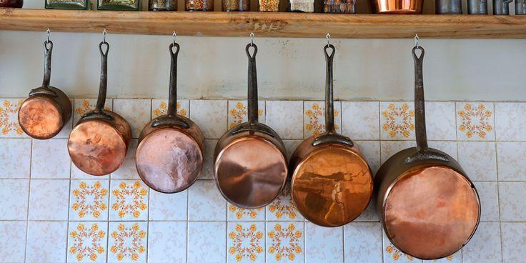 Wat te doen met een pan die z� is aangebrand dat je met geen enkel afwasmiddel de aangekoekte etensresten meer�