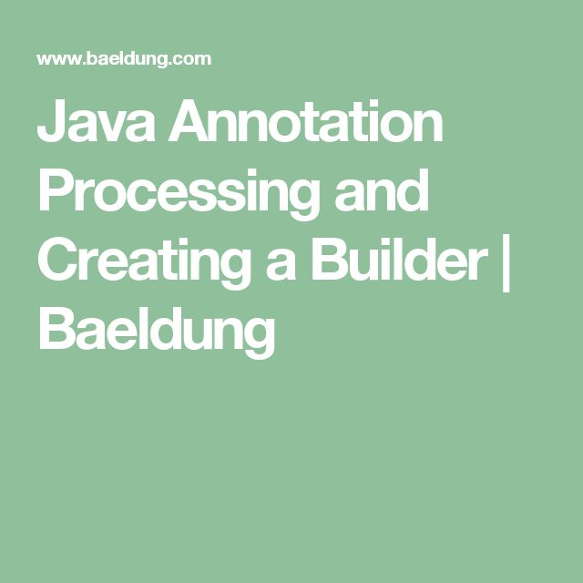 Best 25+ Java annotation ideas on Pinterest Function pointer - tibco sample resumes