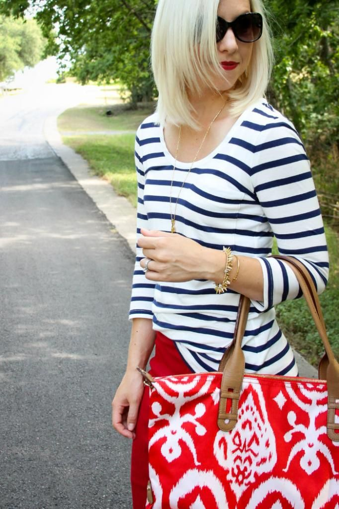 the MRS. & the MOMMA: How To Dress Like Your {Patriotic} Momma // 4th of July // 4th of July outfit // 4th of July Style #patrioticstyle #4thofjulystyle #4thofjulyoutfit