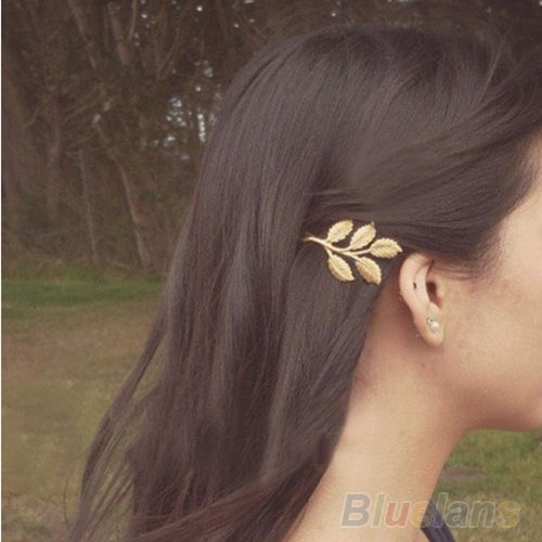 Cheap clip element, Buy Quality hair clip black directly from China hair decoration for girls Suppliers:  1Pc Fashion Lovely Leaves Golden Metal Punk Hairpin Hair Clip    Specifications: Condition: New and high quality Type: