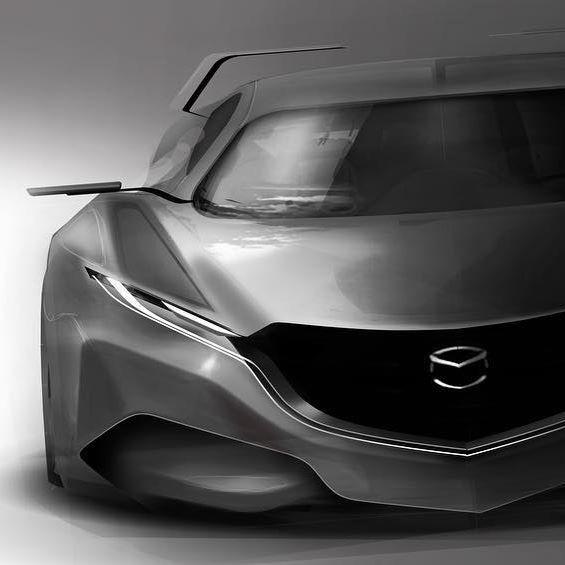 Mazda MX-C #cars#cardesign#cardesign#carsketching#automotive#automotivedesign#drawing#mazda#mazdausa#mazdaclub#mazda3#mazdacx5#mazdamx5#mazdamx#japanese#japanesedesign#coupe#roadster#mazdacx9#conceptcar#mazdacx5#hotcars#exoticcars#mazda3#black#blackart#blackwhite
