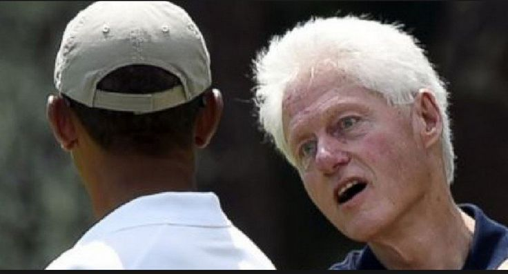 Hey Bill - You're not going to be first lady.