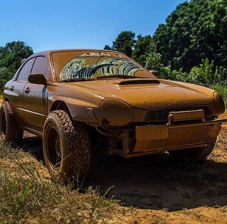Best Off Road Subie Sedan Images On Pinterest Subaru Impreza