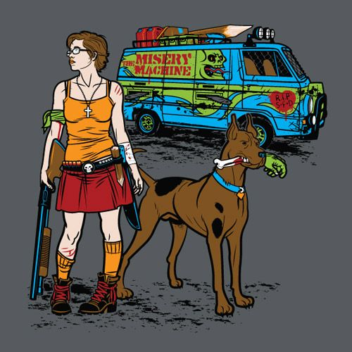 The Walking Dead: Scooby Edition
