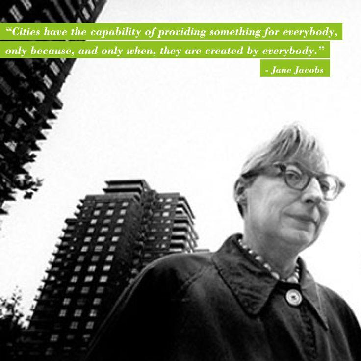 Jane Jacobs quote 01 | UDC postcards