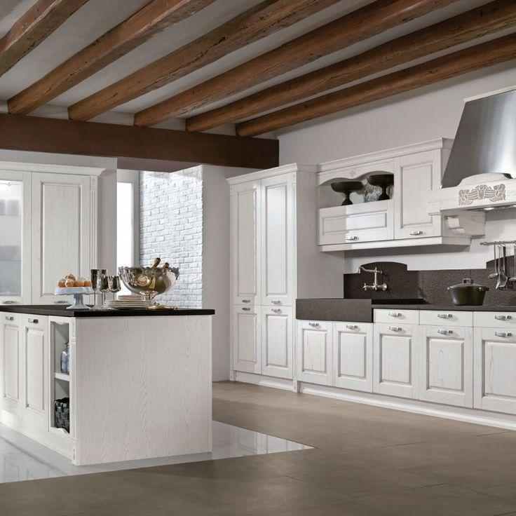 Oltre 25 fantastiche idee su cucine in bianco e nero su for Cucine classiche in offerta