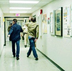 Sam & Dean Gif