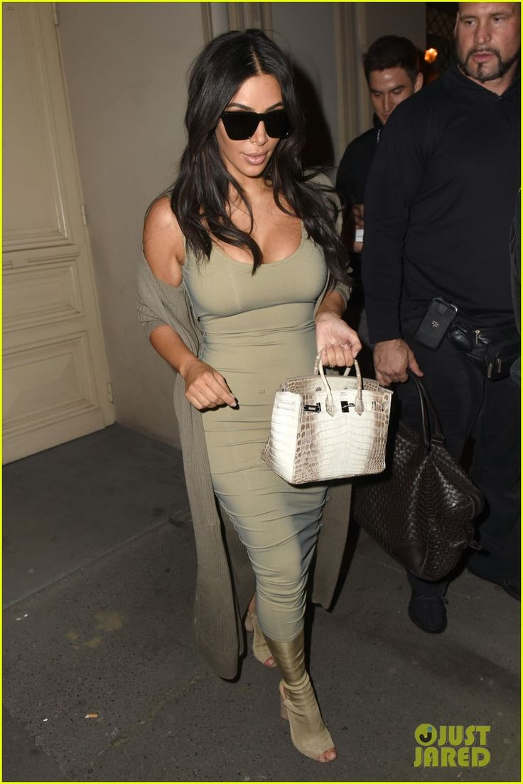 Kim Kardashian Recalls Finding Out Rob Was Engaged to Blac Chyna: Photo #3681730. Kim Kardashian shows off her figure in a tight dress while heading out of Ferdi resturant after dinner on Monday night (June 13) in Paris, France.     The 35-year-old…