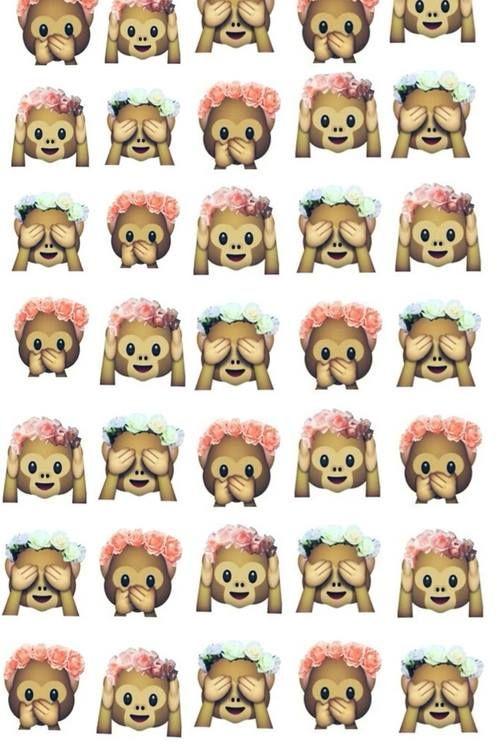 Exceptionnel Les 25 meilleures idées de la catégorie Emoji singe sur Pinterest  ZI71