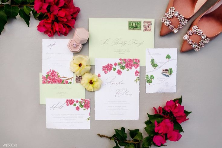 August grove wedluxe magazine in 2021 stationery