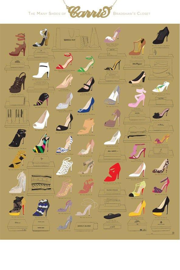 Sarah Jessica Parker has a new, shoe-tastic Instagram