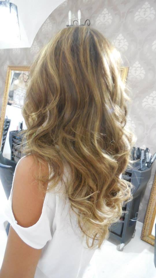 #hair#highlight#style