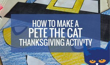 How to Make a Pete the Cat Thanksgiving Activity