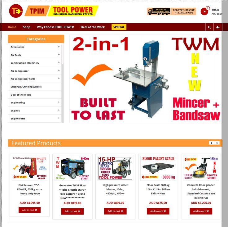 Website Re-designed
