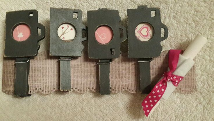Camera pegs.  Orders @ creative.organizingandcleaning@gmail.com or phone Rozanne 071 679 3376