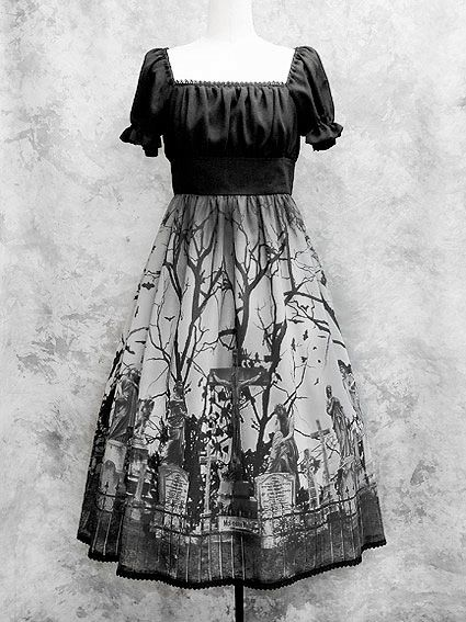 Sleeping Garden print dress from Moi Meme Moitie. I might have pinned this before.
