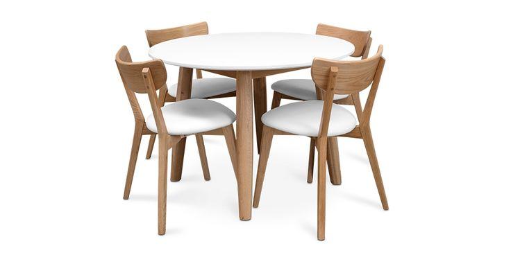 Enza Dining Suite  Hunter Furniture