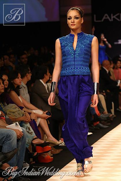 Anita Dongre dhoti pants with short tunic