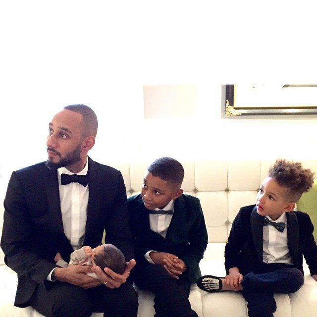Pin for Later: Alicia Keys and Swizz Beatz Share Adorable Pictures of Their Baby Boy!
