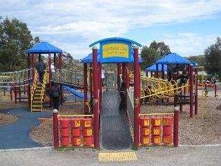 Lilydale Lake Playground, Swansea Rd, Lilydale