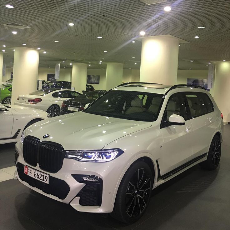 Bmw X7 M Sport: The X7 50i With M Sport Package @bmwdreamauh