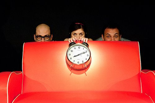 Woody Neri, Stefania Medri e Matteo Alì photo by Emiliano Boga from Flickr at Lurvely