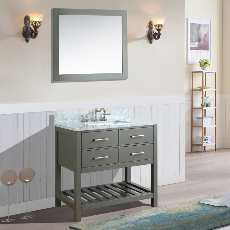 25 Best Ideas About 36 Bathroom Vanity On Pinterest