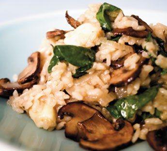 Step 1 Heat the oil in a large heavy-based saucepan. Add the mushrooms, season…