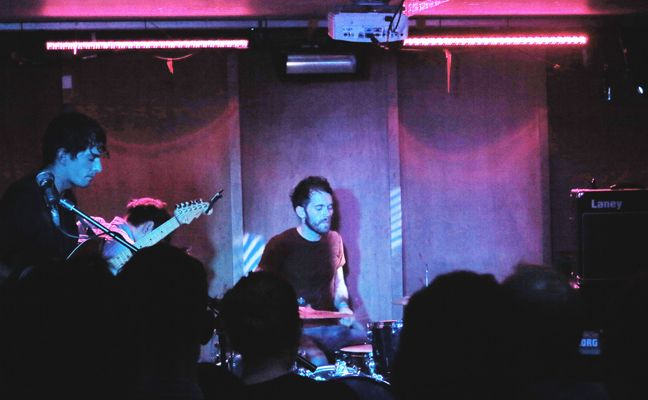 Live Report: The Appleseed Cast + June Miller + Among Brothers, @ Birthdays, Dalston, 28/10/2013 - RUMORE